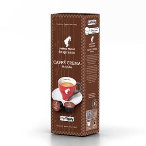 Julius Meinl káva kapsle Caffitaly Crema Melodie 10 kusů - kompatibiln