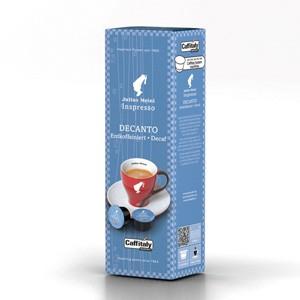 Julius Meinl káva kapsle Caffitaly bezkofeinová 10 kusů - kompatibiln