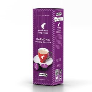 Julius Meinl káva kapsle Caffitaly čokoláda Harmonie 10ks kompatibiln