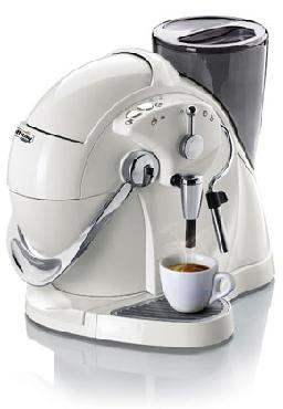 Kávovar S06 systém Caffitaly na kapsle Ecaffe,Julius Meinl,Tchibo...