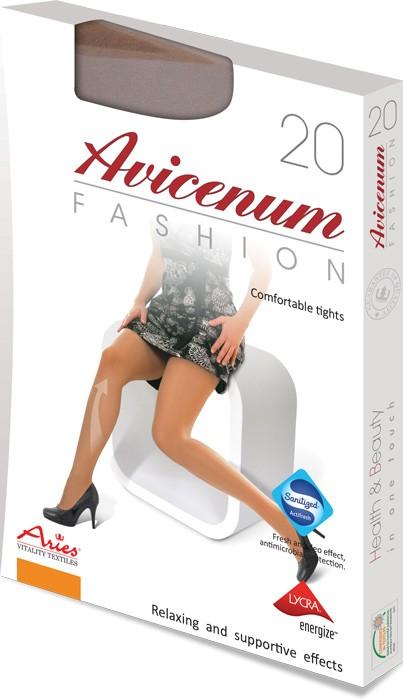 Avicenum Fashion 20 - pohodlné punčochové kalhoty (malý klínek) (Avicenum Fashion 20 - pohodlné punčochové kalhoty (malý klínek))