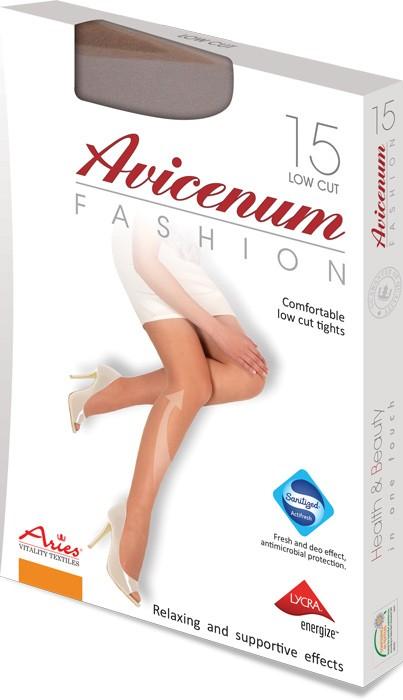 Avicenum FASHION 15 (bokovky) - pohodlné bokové punčochové kalhoty
