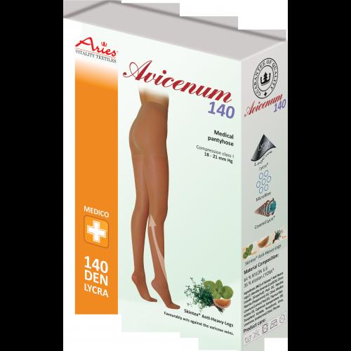 Avicenum 140 - podpůrné punčochové kalhoty (Avicenum 140 - podpůrné punčochové kalhoty)