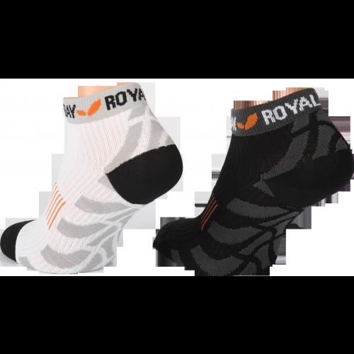0a3702987e2 ROYAL BAY® nízké sportovní ponožky